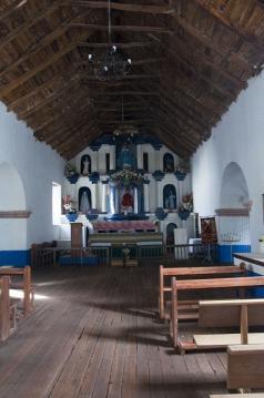 Eglise de San Pedro de Atacama