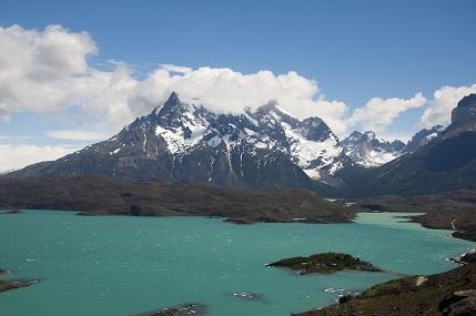 Lago Pehoe, Parque Torres del Paine