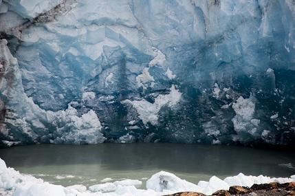 les couleurs du Perito Moreno