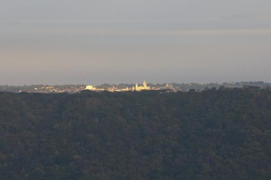 vue sur Granada du Rancho