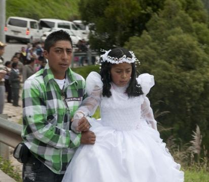 Un dimanche à Las Lajas