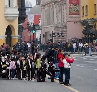 _Lima, la relève de la garde