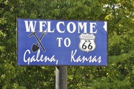 22 km dans le Kansas !!!